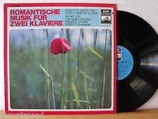 ★★ LP - L. GIERTH & G. LOHMEYER - Klavier - Brahms / Chopin / Schumann - EMI HMV
