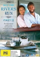 All The Rivers Run- Part 2 (II- 2 disc set) DVD BRAND NEW SEALED