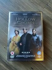 The Hollow Crown - Series 1 - Complete (DVD Set) NEW & SEALED REGION 2.Free Post