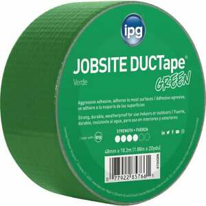 Intertape DUCTape 1.88 In. x 20 Yd. General Purpose Duct Tape, Green 6720GRN  -