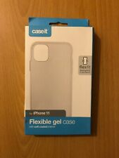 "Caseit Flexible Gel Case With Soft Coated Interior for Apple iPhone 11 6.1"" 2019"