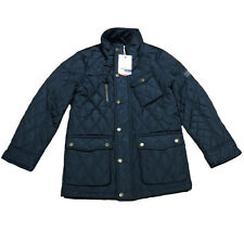 Joules Stafford Navy Blue Quilted Jacket Age 8 Years Boys BNWT Winter Jacket