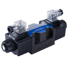 Solenoid Valve Electromagnetic Hydraulic Directional Control 40e 70e/min AC/DC