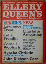 ELLERY QUEEN MYSTERY MAGAZINE 1967 JULY