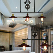 Industrial Retro Vintage Retractable Hanging Ceiling Light Pendant    W