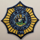 Borough Of Oradell Police Nj Uniform Patch #Pd-Bl