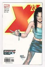 X-23 #1  LOGAN MOVIE (NM-)  2nd PRINT LAURA KINNEY  (FREE SHIPPING) *