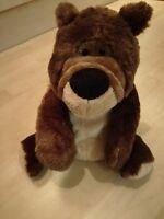 GUND Teddy Bear grizzly soft cuddly toy