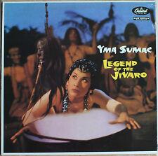 "YMA SUMAC ""LEGEND OF THE JIVARO""   33T  LP"