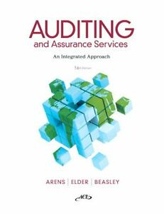 Auditing and Assurance Services by Mark S. Beasley, Randal J. Elder and Alvin A.