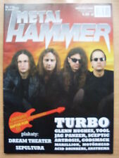 METAL HAMMER 5/2001 Within Temptation,Tool,Sceptic,Artrosis,Motorhead,Anathema