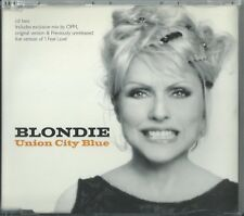 BLONDIE - UNION CITY BLUE / I FEEL LOVE 1995 UK 4 TRACK CD PART 2 CDCHS 5027