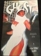 Ghost #1 In The Smoke and Din Dark Horse Comics Graphic Novel TPB