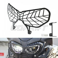 Headlight Guard Grille Mash Cover Protector For Honda CRF1000L Africa Twin 16-17