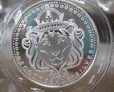 99.9% Pure Silver Bullion 1oz Coin - Scottsdale Mint USA