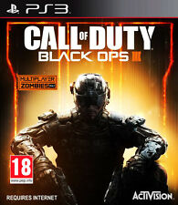 Call of Duty: BLACK Ops 3 (III) ~ ps3 (in ottime condizioni)