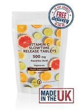 Vitamina C 500mg retrasar el tiempo de comprimidos de liberación suplementos de nutrición