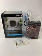 Portfolio 200 Watt 12V MultiTap Landscape Light Transformer New Open Box