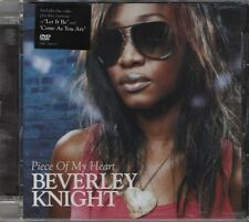 BEVERLEY KNIGHT Piece of my Heart   4 TRACK CD NEW - NOT SEALED
