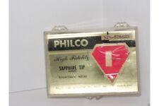 TURNTABLE NEEDLE STYLUS PHILCO 325-8266SS ELAC DNM-100 PERPETUUM-EBNER PE-180