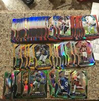 2019 Prizm Lazer Green Neon Green Pulsar Red Ice Red White & Blue Parallels