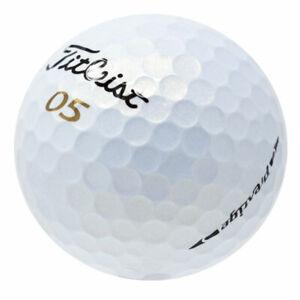 48 Titleist Prestige Mint Used Golf Balls AAAAA *In a Free Bucket!*