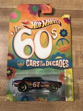 Hot Wheels 2011 Cars of The Decades '60's - 67 CHEVY CAMARO #14 of 32 Purple