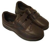 New Propet Men's Vista Walker Brown M3910 Diabetic Orthopedic Shoe Size 13M