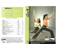 Les Mills Body Flow 46 Complete DVD, CD, Case and Notes