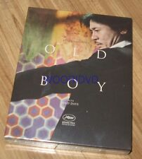 OLD BOY / PLAIN ARCHIVE / BLU-RAY Digitally Remastered LIMITED EDITION NEW