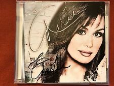 MARIE OSMOND SIGNED IN PERSON Music Is Medicine CD* FANTASTIC!