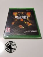 Call of duty black ops 4 - xbox one - neuf blister