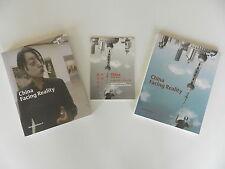 2 Bände China Facing Reality + Begleitheft zur Ausstellung Mumok Stiftung Ludwig