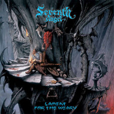 SEVENTH ANGEL - LAMENT FOR THE WEARY (CD, 2018, Retroactive) Xian Thrash Metal