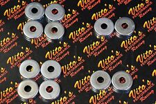 12 x Vito's Performance A-Arm DUST COVER CAPS Yamaha Banshee YFZ450 Raptor 87-06