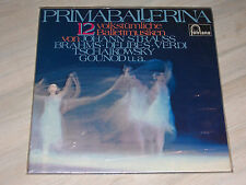 PRIMABALLERINA - 12 volkstümliche Ballettmusiken  / NEU, sealed FONTANA - DoLP !