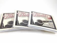 John Pearse Guitar Strings 3 Pack Acoustic 80/20 Bronze Wound Extra Light #100XL