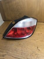 Vauxhall Astra H 04-10 SRI Rear Light Cluster Driver Side  O/S 24451837