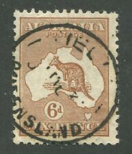 AUSTRALIA #96 USED VF