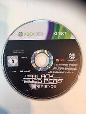 Xbox 360 KINECT-THE BLACK EYED PEAS EXPERIENCE (creatori di Just dance) NUOVI con