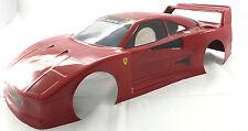 1/5 scale Ferrari F-40 510 mm X 380  Rare mm Clear Body 1.5mm 15F