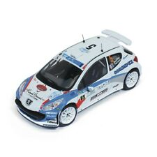Peugeot 207 S2000 #5 Rally Tour De Corse 2013 B.Bouffier Whitebox 1:43 WBR016