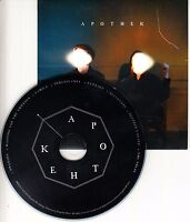 APOTHEK Reunion 2016 UK 9-track promo CD