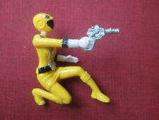 Power Rangers Yellow Ranger 3? PVC Figurine
