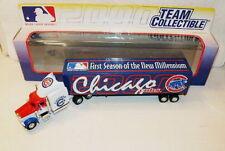 CHICAGO CUBS MLB 2000 TRACTOR TRAILER REPLICA SEMI DIECAST TRUCK 1:80 SCALE