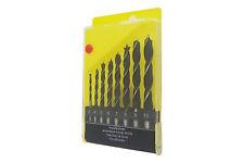 Punte trapano legno punte trapano professionale punte per legno set 8pz 31100