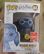 Funko pop harry potter moaning myrtle hot topic figura vinilo figure 2018 summ