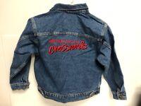 Britney Spears CROSSROADS Movie PROMO Denim Jacket size Med  MTV / PARAMOUNT New