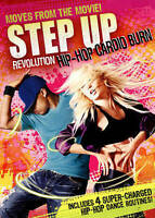 Step Up Revolution: Hip-Hop Cardio Burn DVD Free Shipping Factory Sealed New