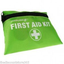 MINI Kit pronto soccorso per auto, campeggio, casa, ufficio, vacanze ~ 23 PEZZI Inc Forbici